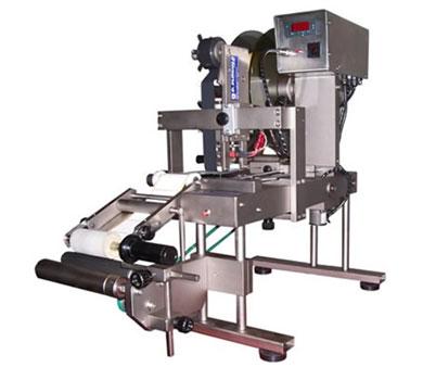 Etiquetadora Semiautomática P/Frascos y Ampollas - EF150