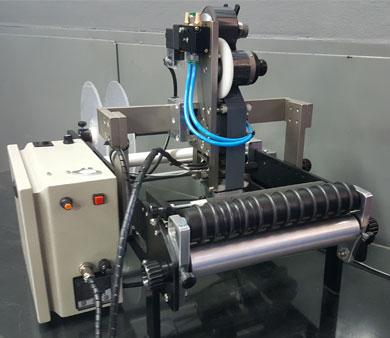 Etiquetadora Semiautomática para Envases Cilíndricos – EFEcono