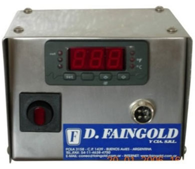 Impresor Térmico con Rodillos Hotroll Contínuo - Hotbox 20 Series